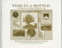 Time in a Bottle, September 20, 2006- December 29, 2006
