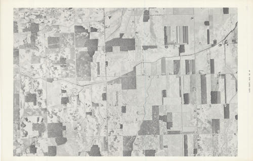 Grand Rapids - Ohio; mostly vegetation fields with Bondi Motorsports in the northwest extending eastwards towards Country Campground; Bailey Rd. in the south