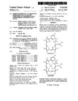 Imines of porphyrins, of porphyrin derivatives, and of related compounds, and...