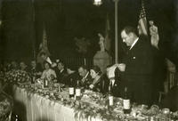 Committee on Relations with Toledo, Spain banquet