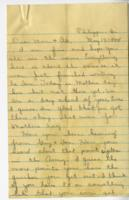 William Barlow letter, May 13, 1945