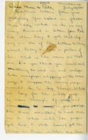 William Barlow letter, June 14, 1945
