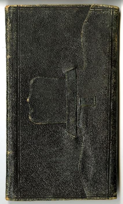 Cyrus Hussey created this diary while serving as volunteer officer with his regiment stationed primarily in Tennessee, Mississippi, and at the siege of Vicksburg during the American Civil War.  The diary started on July 11, 1862 and ended on June 1, 1863