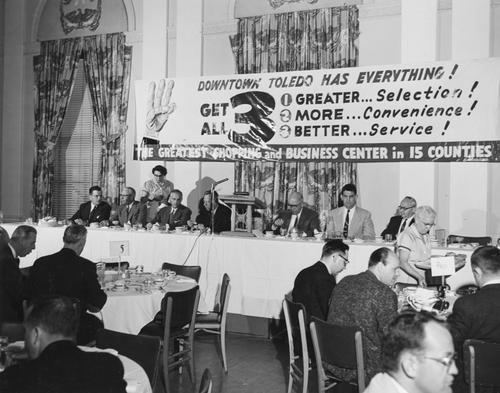 Photograph: 2nd annual meeting: May 28, 1957