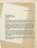 Letter to Robert Kennedy