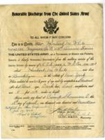 Honorable Discharge (US Army)