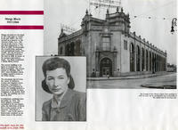 Marge Block, article and photograph
