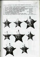 Sheriff Deputies Badge