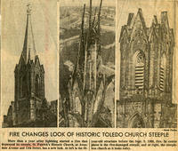 Toledo Church Steeple