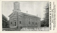 Collingwood M. E. Church