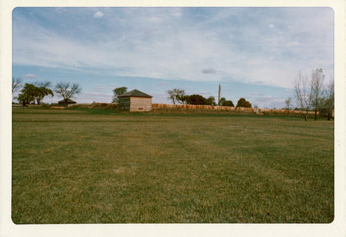 Photo of Fort Meigs. Amateur photo