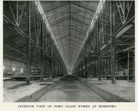 Interior of Ford Glass