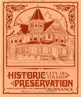 Toledo Historic Preservation Plan (cover only)