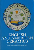 English / American Ceramics (cover only)