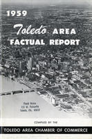 1959 Toledo Area Factual Report (cover only)