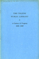 Toledo Public Library (cover only)