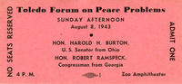 Forum on Peace