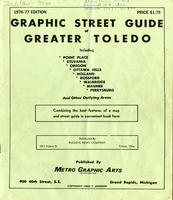 Graphic Street Guide (cover only)