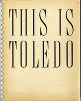 This is Toledo (cover only)