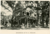 Wright, W. S. Residence