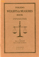 Weights and Measures (cover only)