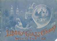 Libbey 1893 World's Fair booklet