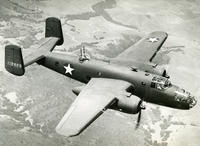 B-25 Test flight1