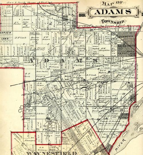 Transportation Infrastructure Adams County Economic