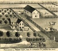 Residence of Perry Coy