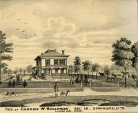 Res. Of George W. Holloway
