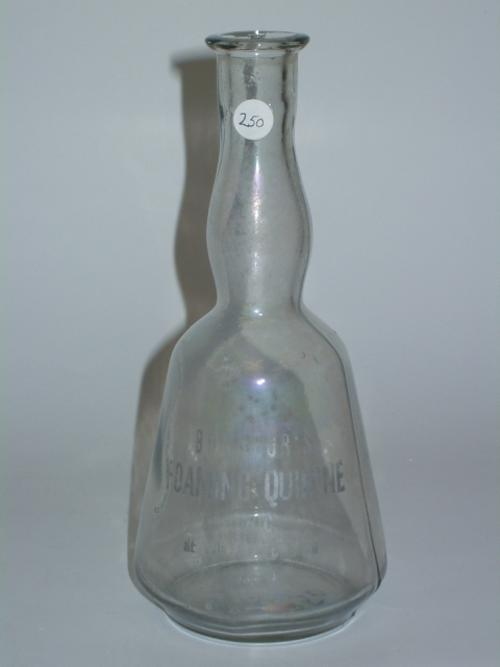 Bonheaur's Foaming Quinine Tonic, The Bonheaur Co., Syracuse, N.Y.
