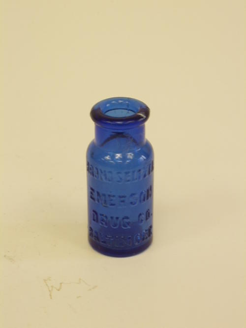 Bromo Seltzer, Emerson Drug Co., Baltimore.