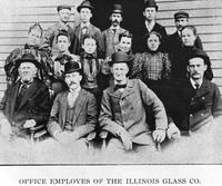 Illinois Glass Co. Employees