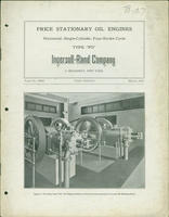 Price Stationary Oil Engines