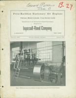 Price-Rathbun Stationary Oil Engines