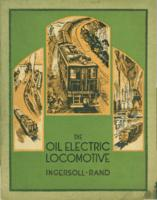 Oil Electric Locomotive
