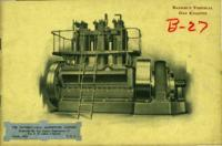 Rathbun Vertical Gas Engines