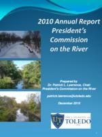 2010 Annual report of the UT Presidents Commission on the River