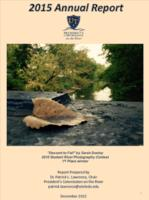 2016 Annual report of the UT Presidents Commission on the River,