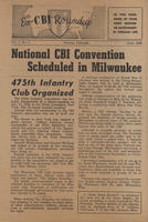 Ex-CBI Roundup newsletter, June 1948