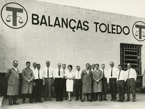 Toledo Scale operations in Brazil.