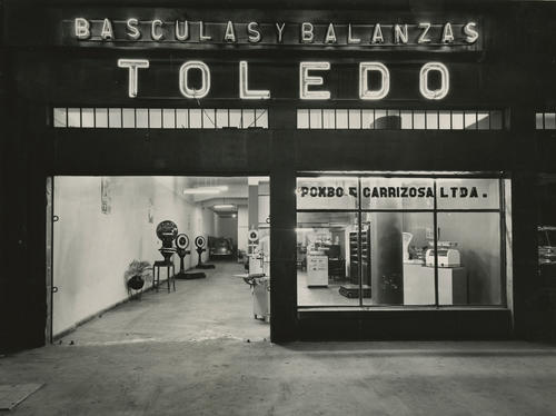 Toledo Scale operations in Colombia.