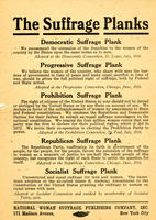 The Suffrage Planks