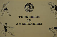 American Turners advertisement