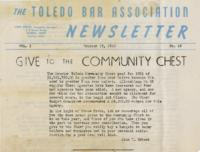 Toledo Bar Association Newsletter