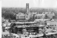 Carlson library/ Construction and Dedication