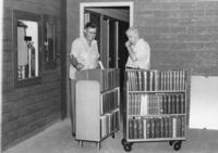 Moving the library/ from University Hall to Gillham Hall