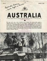 Australia (Monthly Bulletin, March 1942)