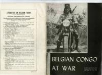 Belgian Congo at War