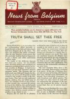 News from Belgium, vol. II, no. 8, February 21, 1942